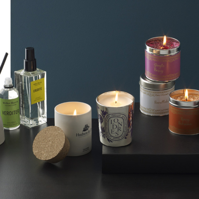 A Scented World, A Scented Home
