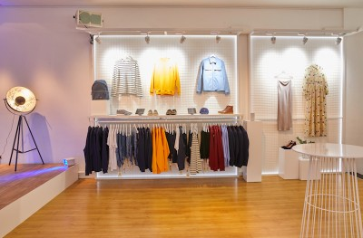 Woven; Into a Real Store