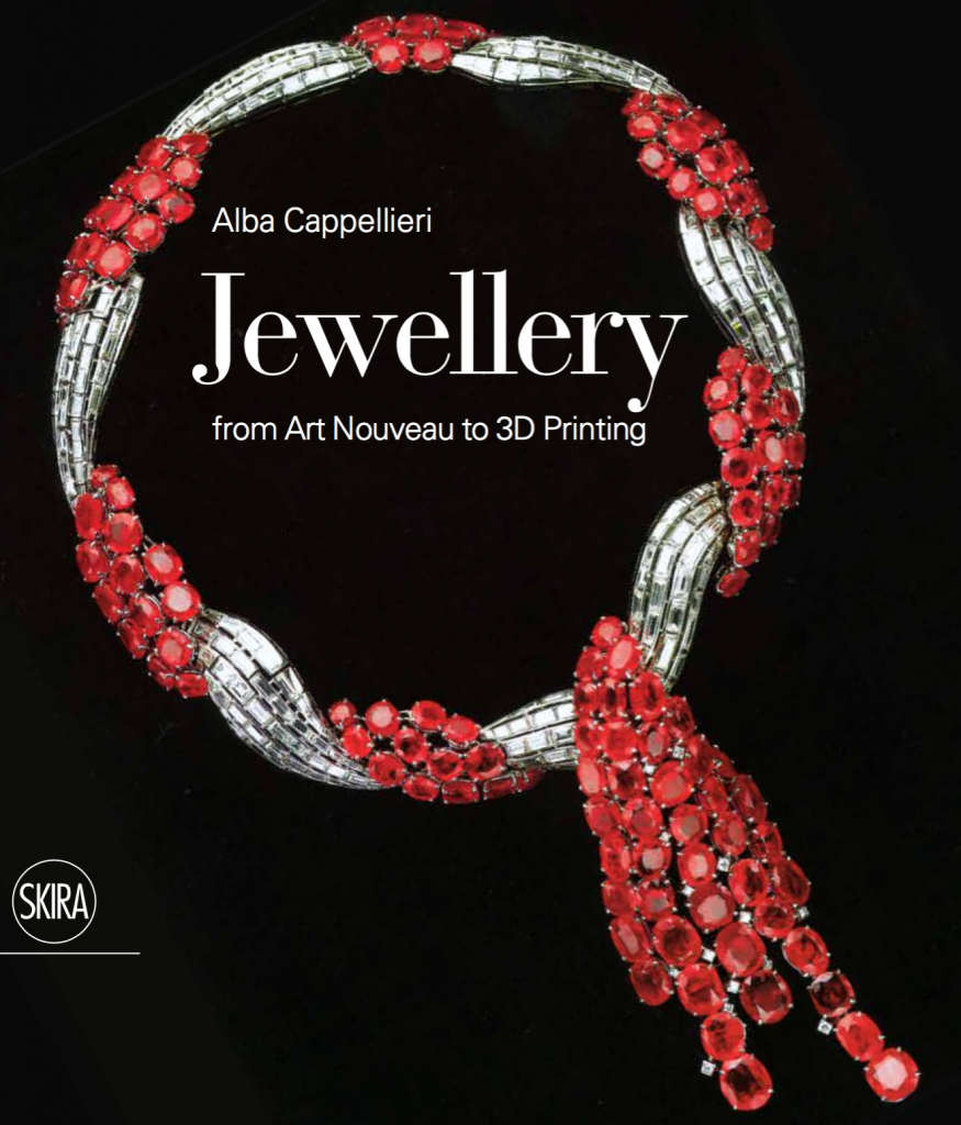 Jewellery From Art Nouveau to 3d printing