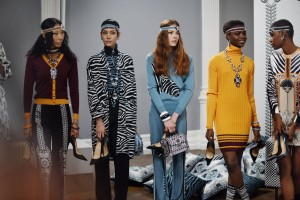 Woven; Bicester Village and BFC give you the best British Fashion