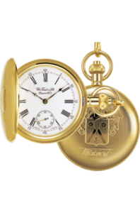 Sterling; Timekeeping with Tissot Pocket Watches