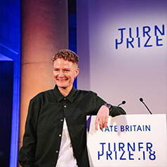 Turner prize winner