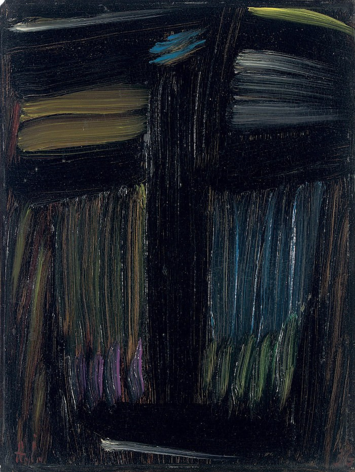 von Jawlensky, Large Meditation