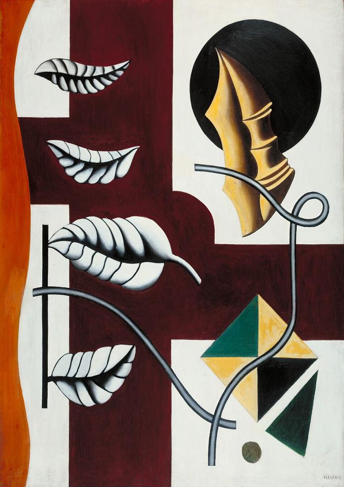 Fernand Léger collage2