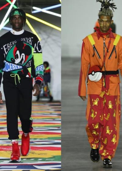 London Fashion Week Men's: Autumn Winter 2019