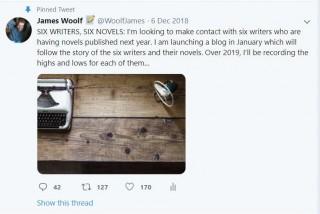ROOTS; Seven Writers, Seven Novels.