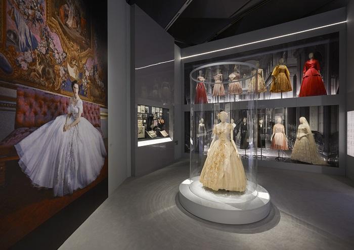 Dior in Britain