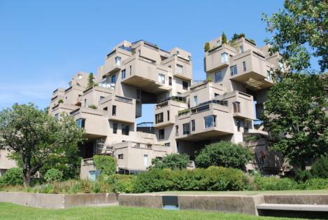 TRIM; A New Appreciation for Brutalism's Unadorned Concrete Monsters