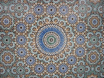 TRIM; Islamic Geometric Art