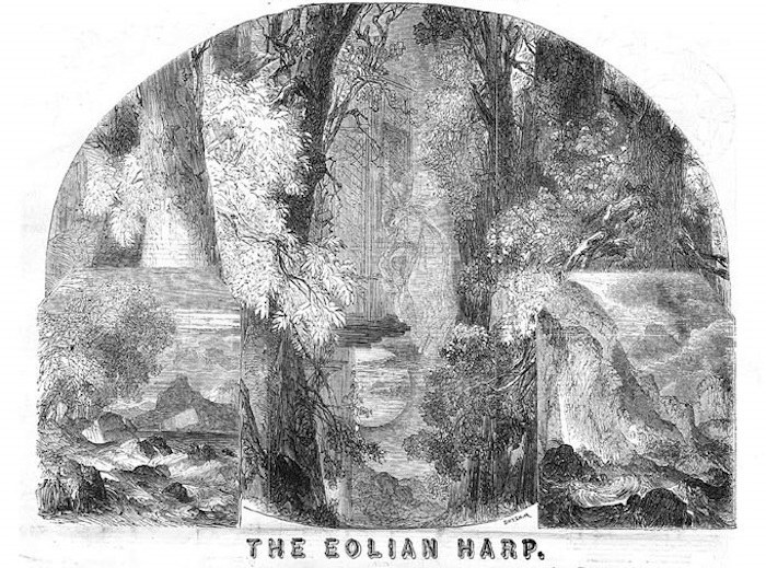 The Eolian Harp, Samuel Taylor Coleridge