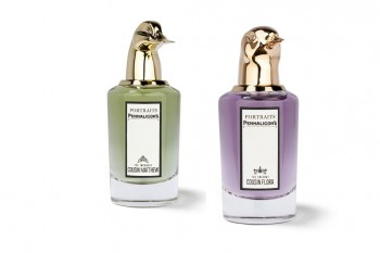 News; My Scented Family…
