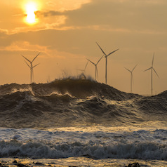 BREEZE; Artsy Turbines