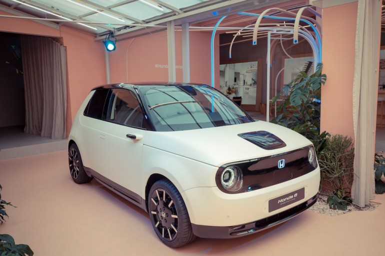 """Honda experience Casa Connessa Tortona"" brings connected lifestyle to Milan Design Week 2019"