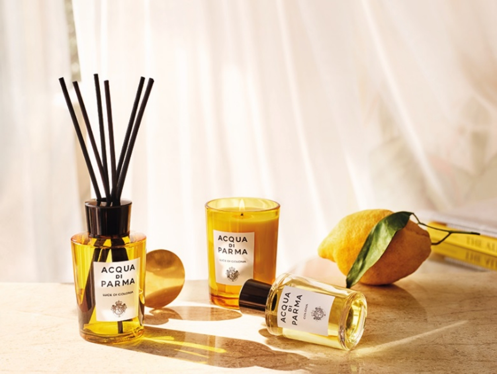 NEW Acqua di Parma Home collection (lifestyle)
