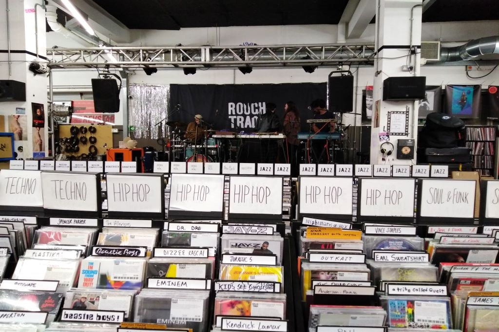 Rough Trade East (stage)