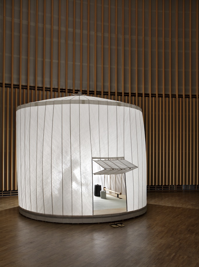2 Kazuhiro Yajima, Umbrella Tea House, © Nacasa & Partners Inc