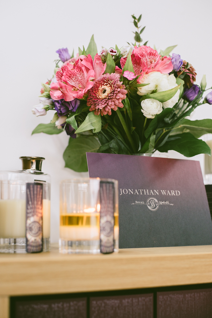 Jonathan Ward June Event