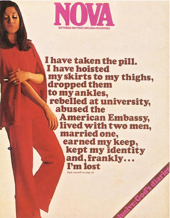 September 1968 cover NOVA