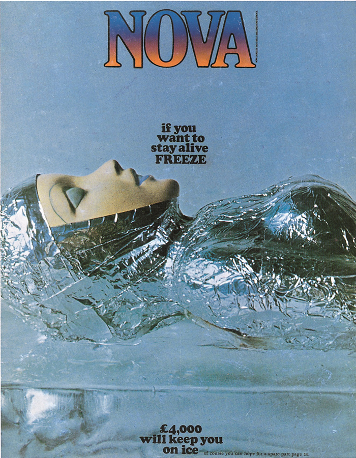 September 1969 cover NOVA