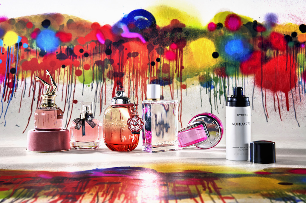 Candles_and_Graffiti_Wallpaper_B_For_Cent_Magazine_By Jason_Yates_StillLife_Candles_Wallpaper