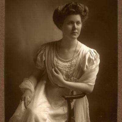 Radiant; An English Lady's Wardrobe