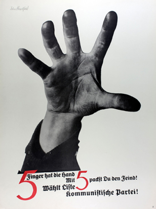 One Man's War: Four Corners and the Photomontage of John Heartfield