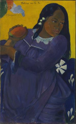 Paul Gauguin's Evolving Portraits