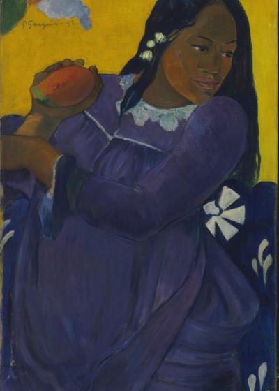 The Evolving Portraits of Paul Gauguin