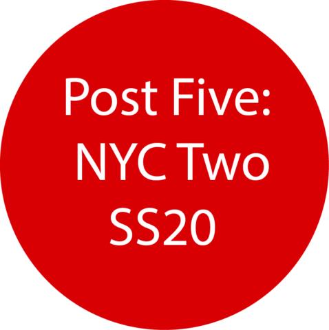 New York 2 SS20