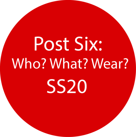 Who What Wear… SS20 Trends