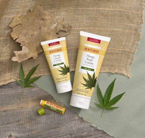Hemp and Happy Skin