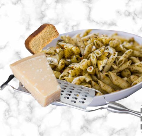 Olive Pesto-tastic