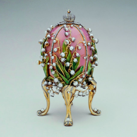 It's a Fabergé Egg Time of Year