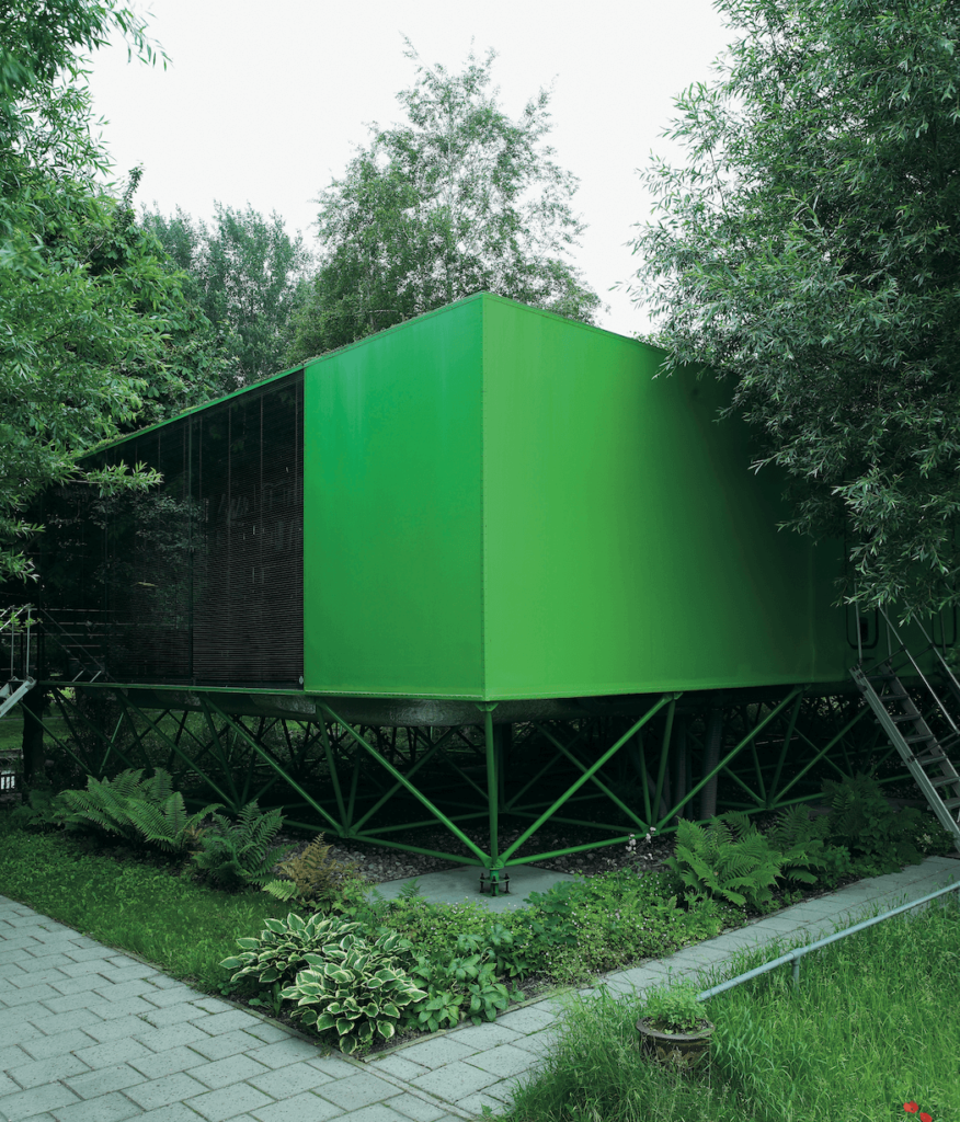 an Benthem. Benthem House, Amsterdam, Netherlands, Architecture