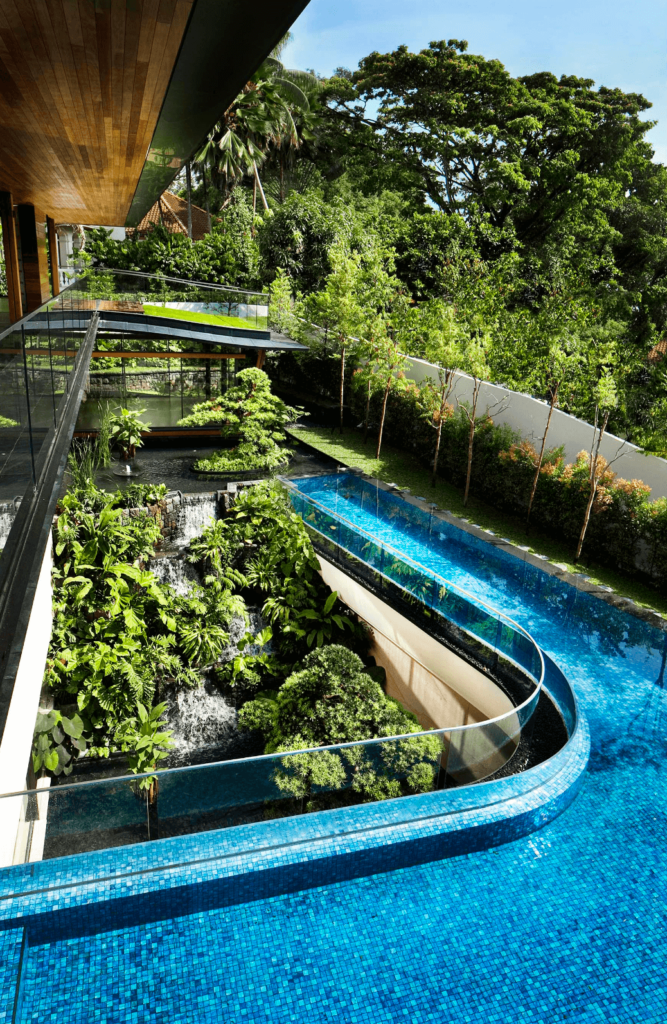 Botanica House, Singapore      © Guz Architects,
