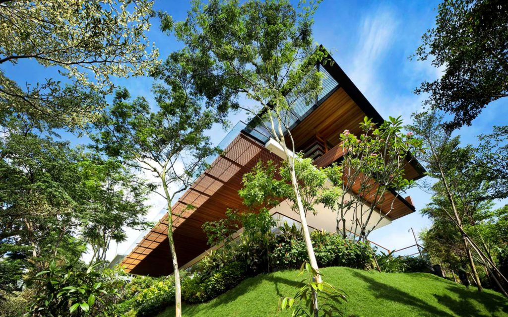 Botanica House, Singapore      © Guz Architects, Architecture