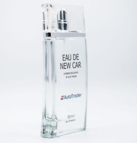 Success in a Bottle- Eau de New Car