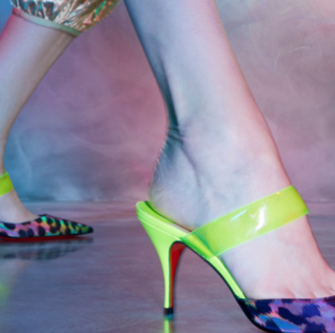 The art of Christian Louboutin