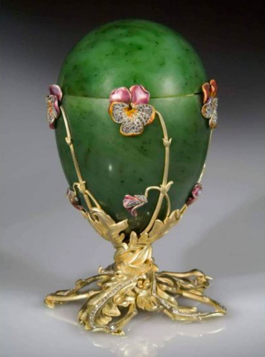 It's a faberge Egg time of year explored by Josie Goodbody for .Cent