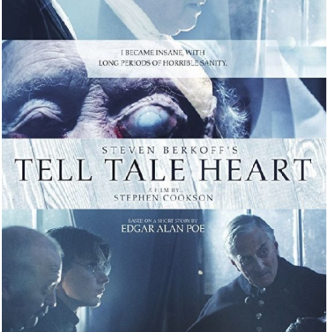 Be Still, My Tell Tale Heart