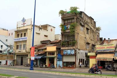 Buildings in Vietnam