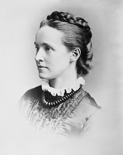Millicent Fawcett's portrait