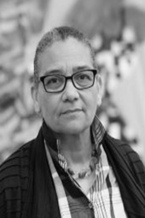 Lubaina Himid portrait  coming of age
