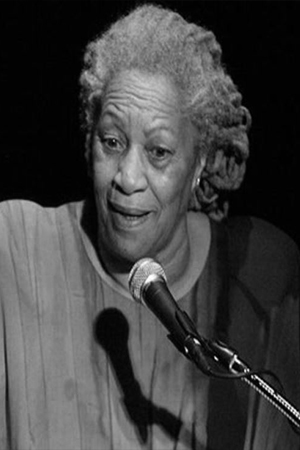 Toni Morrison portrait coming of age