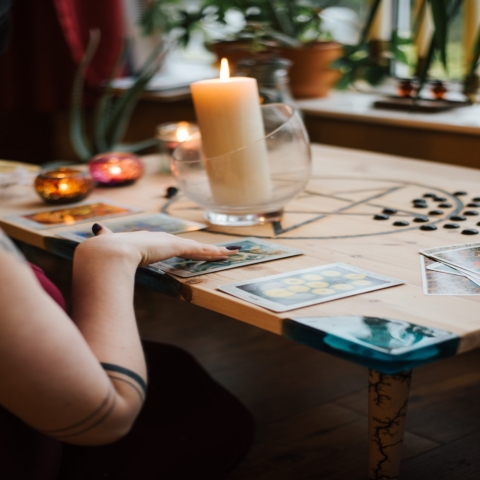 Automated Magic of Tarot
